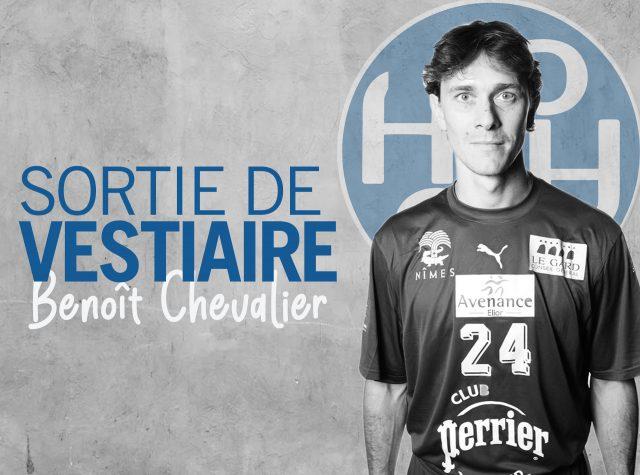 Sortie de Vestiaire, Benoît Chevalier