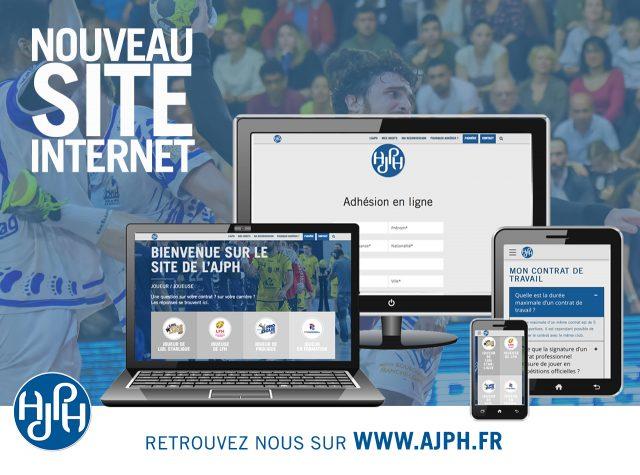 Un nouveau site internet pour l'AJPH