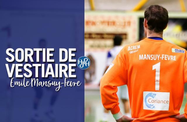 Sortie de Vestiaire, Emile Mansuy-Fèvre