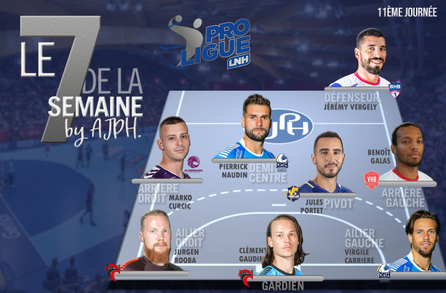 La DreamTeam J11 Proligue