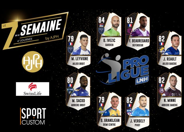 DreamTeam Proligue J4 20/21